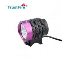 TrustFire TR-D008 lampa rowerowa 2000 lumenów 3x Cree XM-L2 3xCree XM-L2