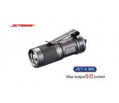 JETBEAM/NITEYE JET-II MK latarka mini Cree XP-L HI 510 lum 1x16340/CR123