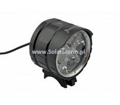 Lampa rowerowa SOLARSTORM X6 3600mAh - Oryginał - Polska Dystrybucja
