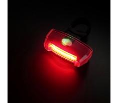 Xeccon MARS 60 lampa rowerowa tył auto-stop USB 60 lumenów