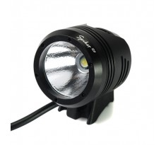 Xeccon SPIKER 1211 mini lampa rowerowa CREE XM-L2 o mocy 850lum