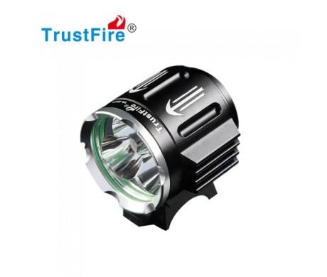 TrustFire TR-D011 lampa rowerowa Power Bank 2100 lumenów 3x Cree XM-L2