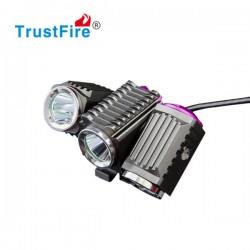 TrustFire TR-D012 Lampa rowerowa 3x Cree XM-L2 1200 lumenów