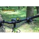 TrustFire TR-D003 lampa rowerowa 1400 lum Cree Xm-L2 + Cree XPE-R2