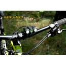 TrustFire TR-D012 Lampa rowerowa 3x Cree CM-L2 1200 lumenów