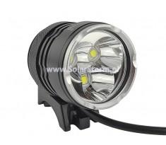 Lampa rowerowa SOLARSTORM BL02 - Oryginał - Polska Dystrybucja