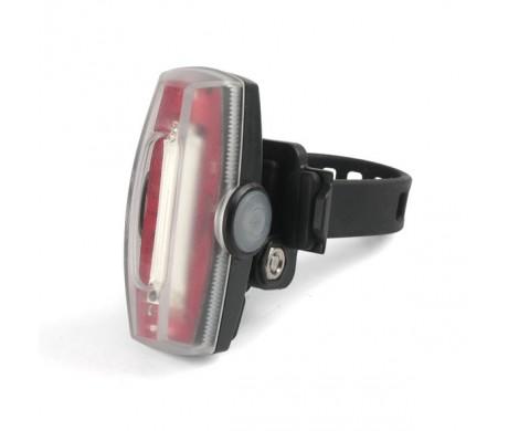Xeccon MARS 30 lampa rowerowa tył auto-stop USB 30 lumenów