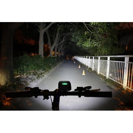 Xeccon Link 600 USB lampa rowerowa 600 lum LED 2xCREE XP-G2