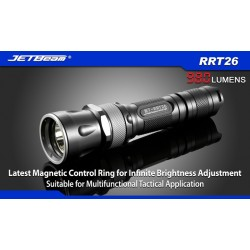 JETBEAM RRT26 latarka CREE XM-L2 PREMIUM LED 980 Lum RGB LED