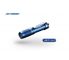 Latarka UV Ultrafiolet JETBEAM JET-UV mini Cree 3535-UV-365nm