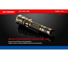 Latarka JETBEAM 3M PRO Retro - Cree XP-L premium 1100 lumenów