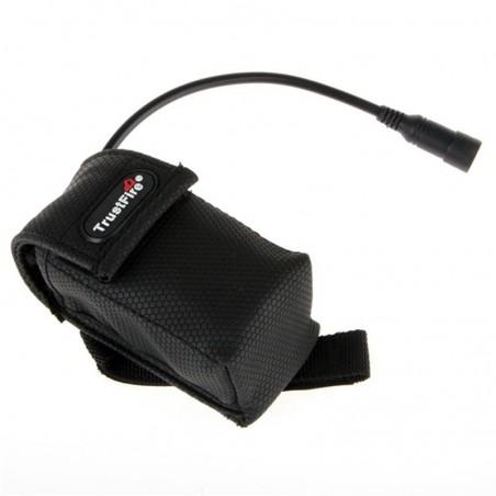 Pakiet akumulatorów TrustFire 4000mAh 8,4V Samsung Oryginał do lamp rowerowych