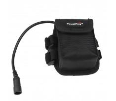 Pakiet akumulatorów TrustFire 6000mAh 8,4V Oryginał do lamp rowerowych