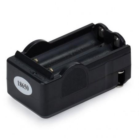 Ładowarka do akumulatorów Li-Ion 2x 18650