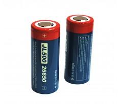 Akumulator Li-ion typ 26650 5000mAh JETBEAM JL500 z zabezpieczeniem PCB