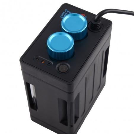 Zasobnik koszyk na akumulatory Trustfire EB03 port USB