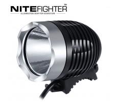 Lampa rowerowa Nitefighter 158C - zestaw na rower