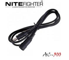 Kabel przedłużający 1m do latarek Nitefighter