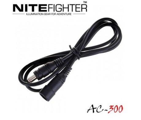 Kabel przedłużający 1m Nitefighter AC-300