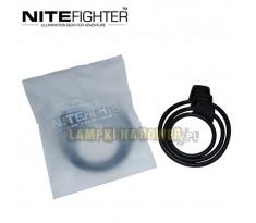 Uchwyty na kierownicę typu O-ring 3 sztuki do lamp Nitefighter