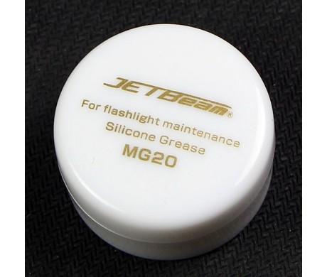 Smar silikonowy JETBEAM MG20 20g do konserwacji latarek