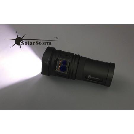 Latarka Solarstorm Warrior Cree XM-L2 U2 2200 lum