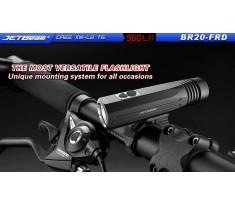 Latarka na rower JETBEAM BR20-FRD XM-L2 port USB 960 lumenów