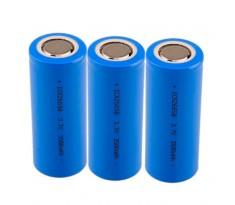 Akumulator Li-ion typ 26650 5000mAh z zabezpieczeniem PCB