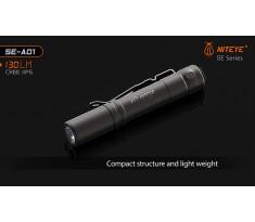 Latarka mini JETBEAM / NITEYE SE-A01 Cree XP-G2 130lum bat 1xAAA
