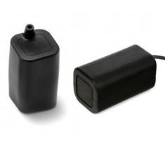 Silikonowy pokrowiec na akumulatory 4x18650 do lamp rowerowych